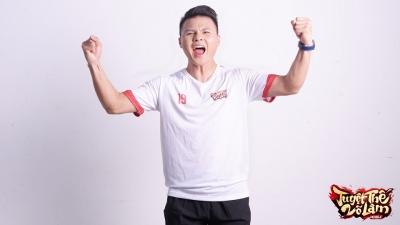 Quang Hải cùng đồng đội lập kỳ tích bóng đá? Kỳ tích kiếm hiệp thì để  Tuyệt Thế Võ Lâm lo!