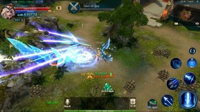 Chúa Nhẫn 3D: Giới thiệu nhân vật Game