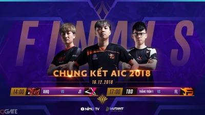 Đánh bại đội tuyển Thái Lan, Việt Nam vô địch đấu trường AIC 2019