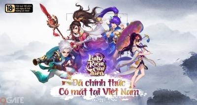 Linh Kiếm Cửu Thiên Mobile sẽ được NPH VGP ra mắt vào tháng 12/2019