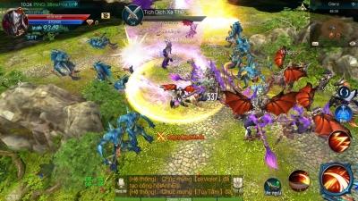 Chúa Nhẫn Mobile: Game thuần hành động nhưng đầy ma lực cuốn hút game thủ