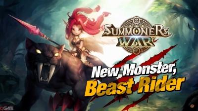 Summoners War tung cập nhật lớn với nhân vật mới – Beast Rider