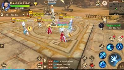 Thiên Kiếm Mobile: Hướng dẫn Cách kiếm đá đúc Hoàng Kim