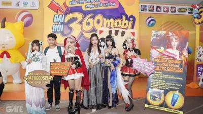 Vũ trụ sao Việt 'quẩy bung nóc' tại sự kiện Game lớn nhất Việt Nam - Đại hội 360mobi 2020