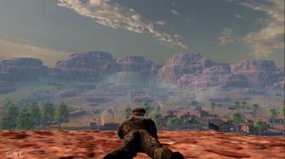 Garena Free Fire có một bản đồ mới được gọi là Kalahari