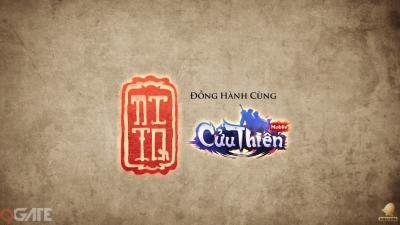 Ngoài logo Cửu Thiên Mobile xuất hiện trong MV Canh Ba thì bạn sẽ thấy nhiều thứ hay ho nhưng không hề liên quan đến game