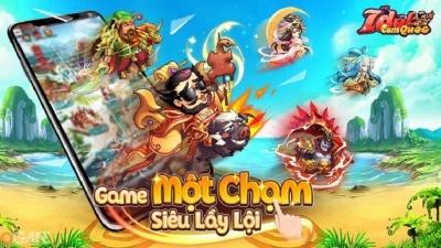 """Idol Tam Quốc:""""Game một chạm siêu lầy lội"""" chính thức ra mắt game thủ Việt vào ngày 15/1"""