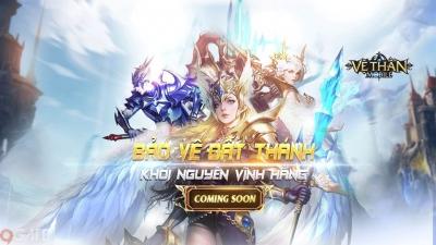 Vệ Thần Mobile: Game mang phong cách MU Online du nhập Việt Nam