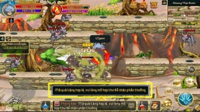 Dấu Ấn Rồng: Nhập Giftcode