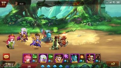 Siêu Thần Mobile: Game đấu tướng 3Q thế hệ mới có gì thú vị?
