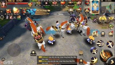 Chiến Thần 3D: Hướng dẫn nhập Giftcode