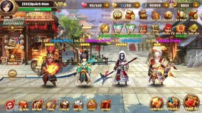 Trương Phi và những lý do được game thủ Tam Quốc Tốc Chiến yêu thích