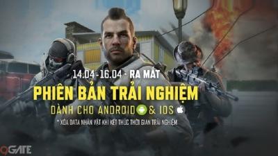 Ngày 14/4, game thủ Việt chính thức được trải nghiệm trước Call of Duty Mobile VN
