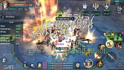 Thành công vang dội, Vệ Thần Mobile chứng minh rằng game Fantasy vẫn còn rất hot tại Việt Nam!