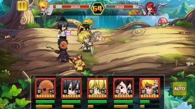 Vũ Trụ Anh Hùng: Fan One Piece phát cuồng với phiên bản Update 5.0 Anh Hùng Biển Cả
