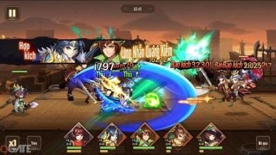 Thiếu Niên Danh Tướng 3Q tặng game thủ 9Gate gift-code nhân dịp ra mắt