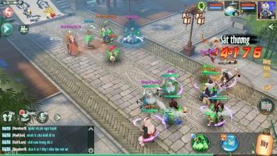 7 hoạt động Liên server cực hấp dẫn trong Tân Thần Điêu VNG