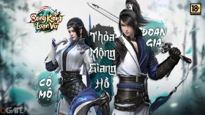 Song Kiếm Loạn Vũ: Game nhập vai Kiếm Hiệp sẽ được phát hành tại Việt Nam