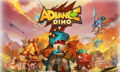 Advance Dino chào hàng cộng đồng Android