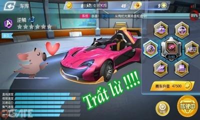 Game tổ lái Zing Speed Mobile sắp ra mắt tại Việt Nam