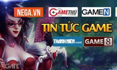 Tổng quan về thị trường trang tin game tại Việt Nam tính đến 8.2015