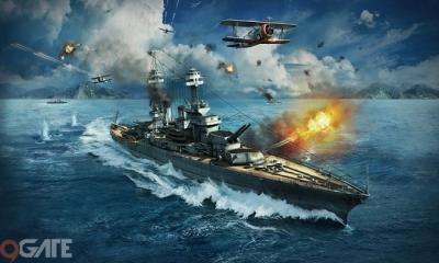 Trải nghiệm sớm Vua Chiến Hạm: Sau vỏ bọc mới lạ là lối chơi thiếu đột phá