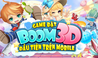 Boom Mobile: Trailer Game