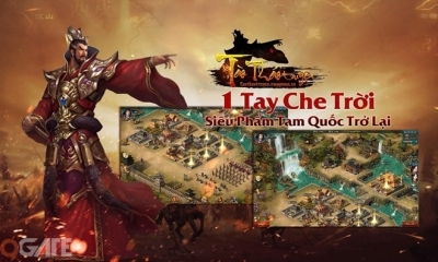 Tào Tháo Truyện: Trailer game