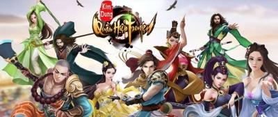 Kim Dung Quần Hiệp Truyện