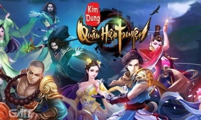 Game Việt Kim Dung Quần Hiệp Truyện sẽ được SohaGame phát hành trong tháng 4
