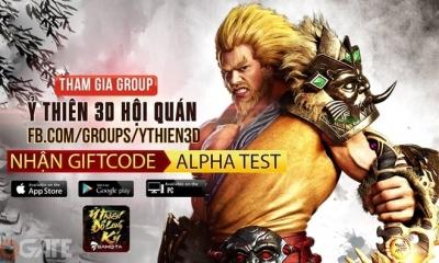 Điểm Tin Tối 23/8: Ỷ Thiên 3D tặng Giftcode trải nghiệm Alpha Test