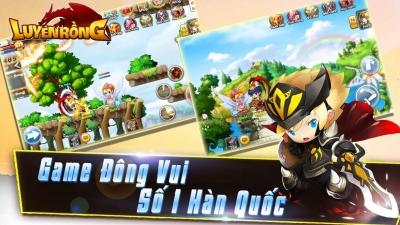 Luyện Rồng chính thức ra mắt, tri ân Game thủ bằng VIPcode giá trị