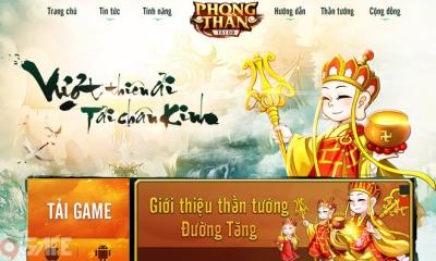 Mở Thần Tướng cao cấp -  Tây Du HD tặng 200 Giftcode