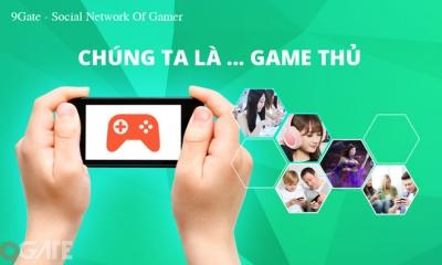 9Gate: Mạng Xã Hội dành cho Game Thủ và Nhà Phát Hành