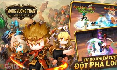 Mộng Vương Thần 3D: Trailer Game