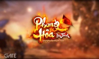 Phong Hoả Liên Thành Mobile: Trailer Game