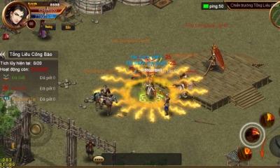 Phong Hỏa Liên thành Mobile làm sống lại ký ức hàng triệu game thủ