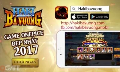 Haki Bá Vương: Trailer Game