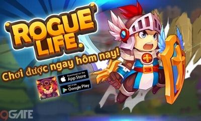 Rogue Life - Game nhập vai bắn súng thế hệ mới chính thức ra mắt, tặng Giftcode Tải Game
