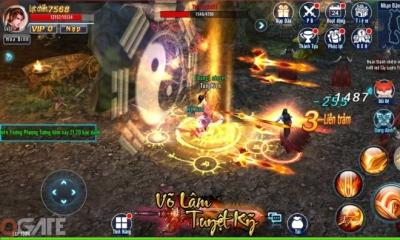 Võ Lâm Tuyệt Kỹ - Game mới của NPH VGP chuẩn bị ra mắt làng game Việt