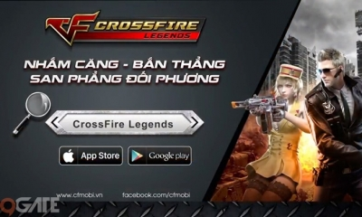 Crossfire Legends: Trailer Game