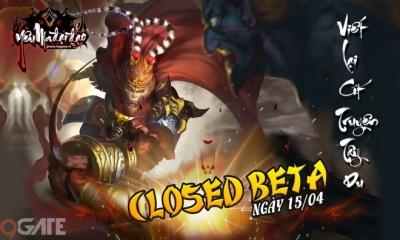 Yêu Ma Đại Đạo chính thức mở cửa Closed Beta vào 10h sáng ngày 15/4