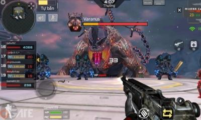 Crossfire Legends: Hướng dẫn chiến thắng Boss thế giới