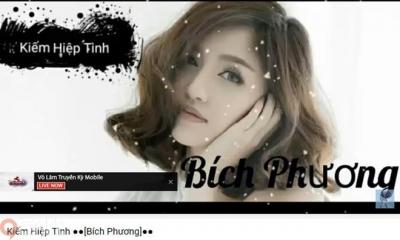 """Bích Phương tung ca khúc mới, """"rung động"""" cộng đồng game thủ Võ Lâm Truyền Kỳ Mobile"""