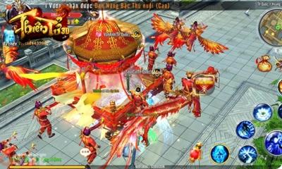 """Ngưỡng mộ game thủ Thiên Tử 3D vượt hơn 1000km đến gặp """"vợ"""" trong game"""