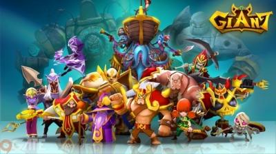 Giant Mobile sẽ là dự án game mobile mới nhất của GameVil và Singta?