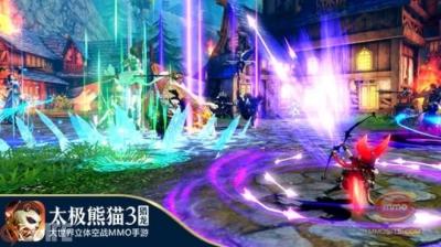 Game hành động siêu hot Taichi Panda 3 chính thức mở cửa thử nghiệm