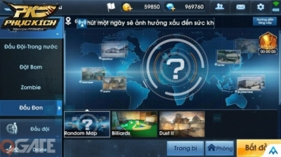 Phục Kích Mobile: Bí kíp để đua Top trong chế độ đấu đơn map DUST II