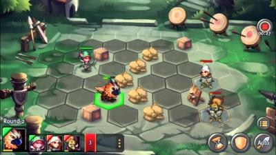 Heroes Tactics – Tựa game tái hiện Heroes 3 chuẩn bị ra mắt game thủ Việt