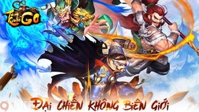 Loạn Oanh Tam Quốc Chí sắp cập bến Việt Nam với tên gọi Tam Quốc GO